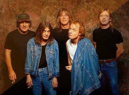 AC/DC Presentó en Londres su nuevo DVD