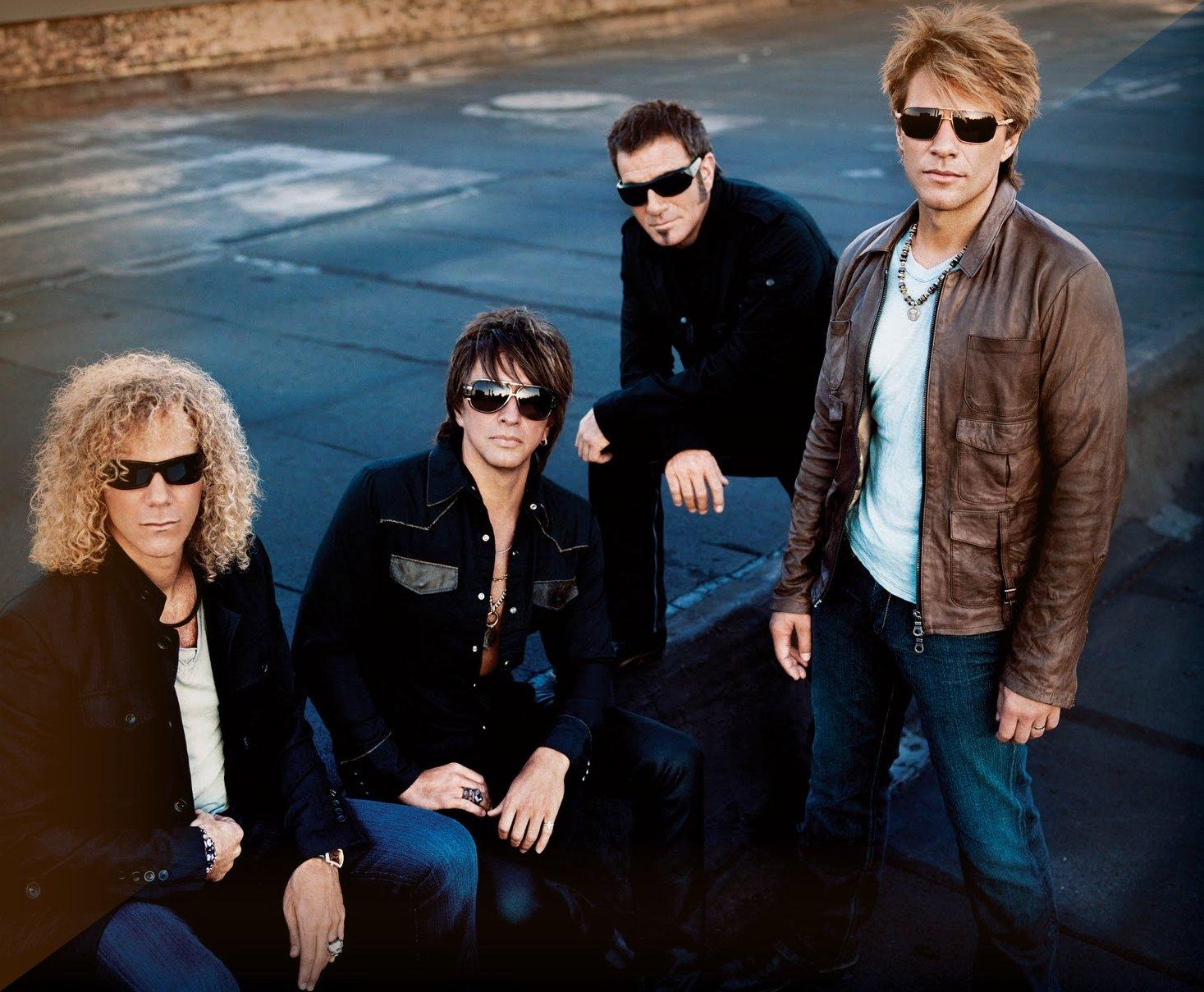 Bon Jovi 30 años sobre los escenarios