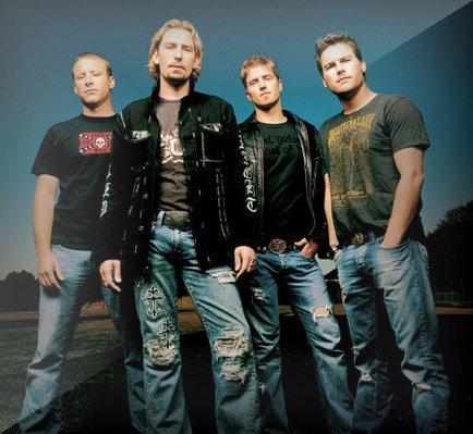 Nickelback vuelven con su 7º disco