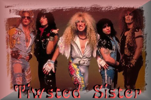 "Twisted Sister doble DVD en el mercado ""Doble Live"""