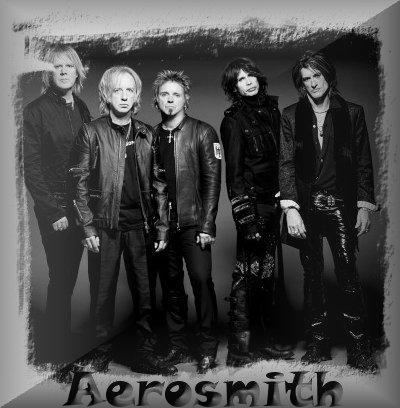 Aerosmith en el estudio