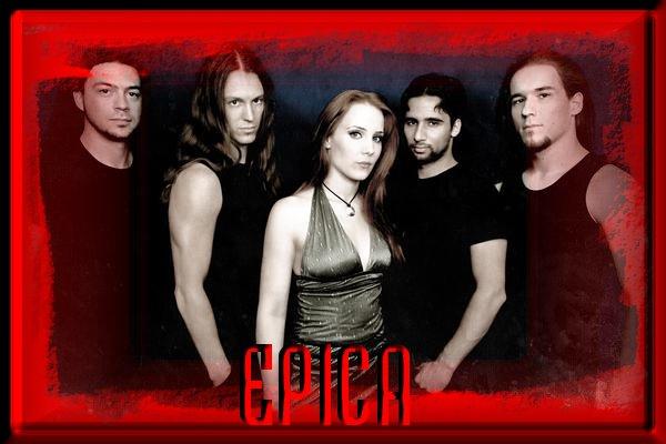 Epica Grabando su 5º disco