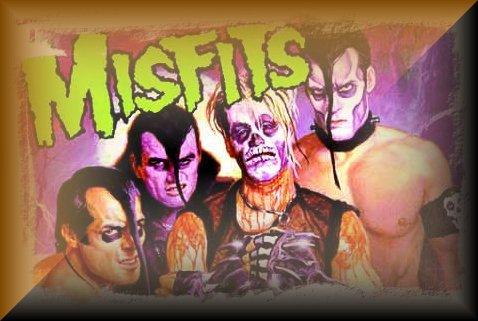 Vuelven Misfits con un apoteosico olvido de sus inicios