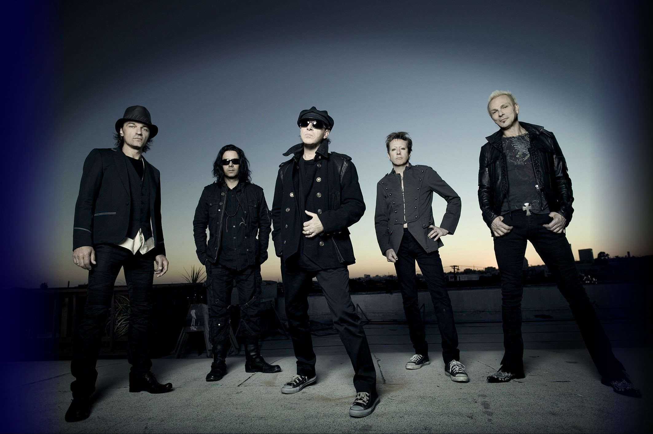 Vuelve Scorpions por la Puerta Grande