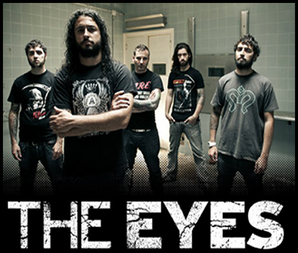 The Eyes nos muestran Bring Your Axes, Rip Their Guns