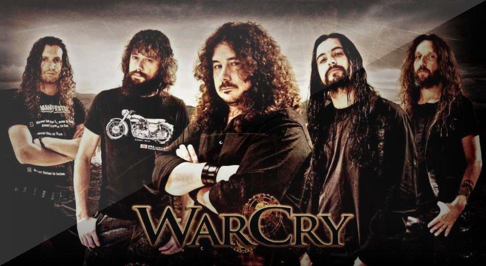 Warcry preparan DVD para el 21 de Enero en Vistalegre (Madrid)