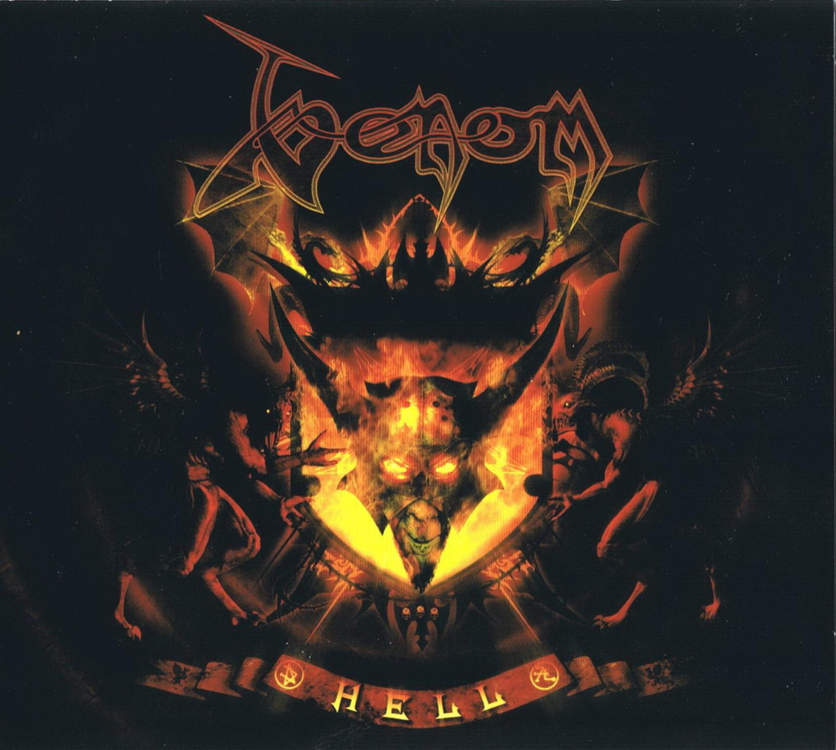 Venom – Hell (2008)