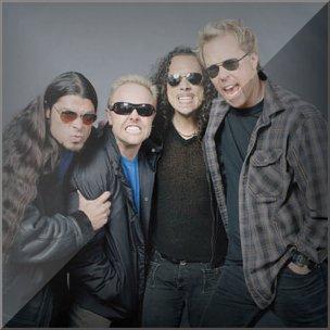 Metallica en 3D