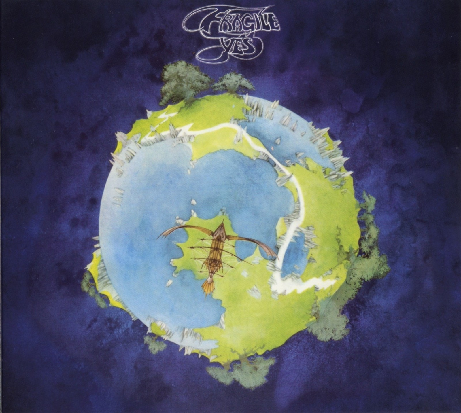 Yes – Fragile (1971)