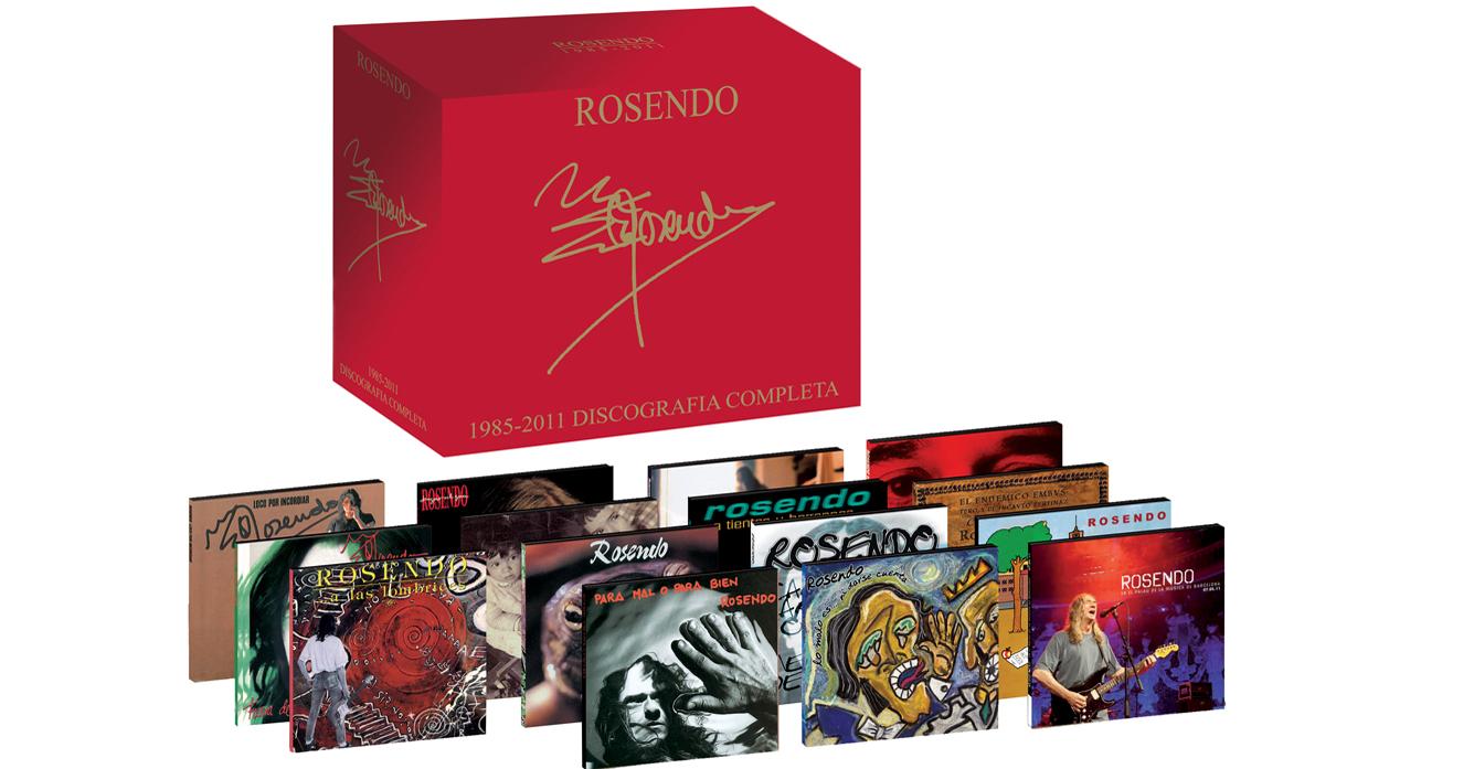 Rosendo, 1985-2011