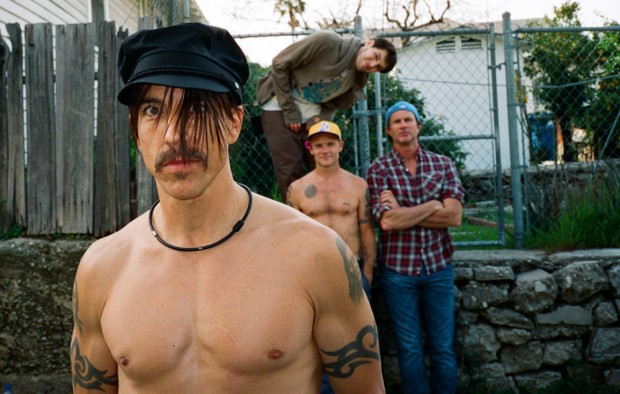Red Hot Chili Peppers estarán en Rock in Rio Madrid 2012