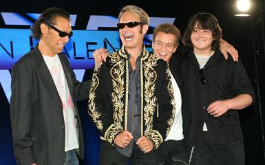Van Halen prepara disco y gira para el 2012