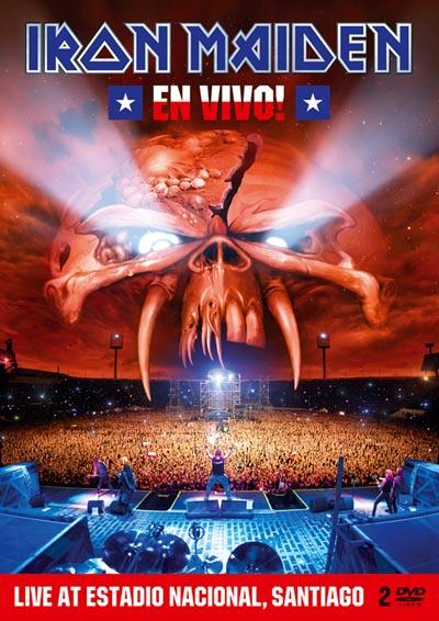 Iron Maiden saca disco el 27 de marzo