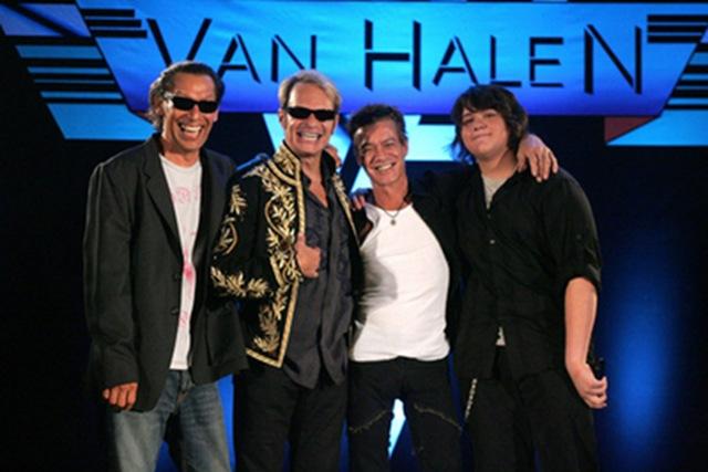 Van Halen saca su nuevo disco en febrero