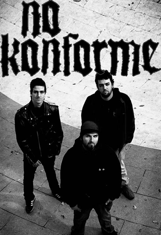 """No Konforme publican el making of de su primer disco """"La Primera En La Frente"""""""