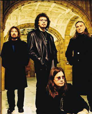 Black Sabbath planeando grabar su nuevo disco