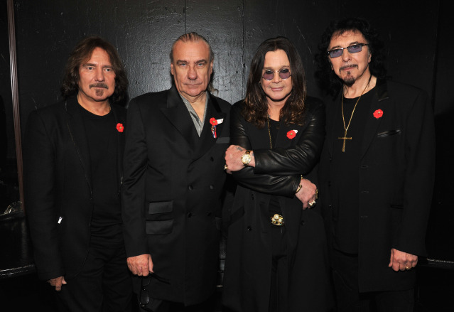 Black Sabbath cancela su gira Europea