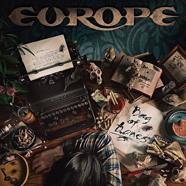 """Adelanto del nuevo disco de EUROPE """"Bag Of Bones"""""""