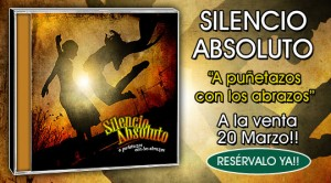 Promo silencio absoluto disco 2012