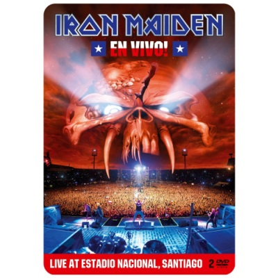 Tráiler del documental Behind The Beast de Iron Maiden