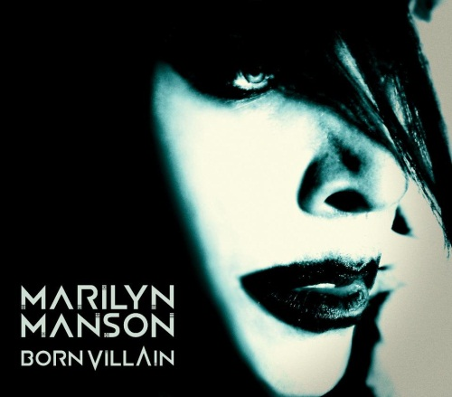 Portada de Born Villain lo nuevo de Marilyn Manson