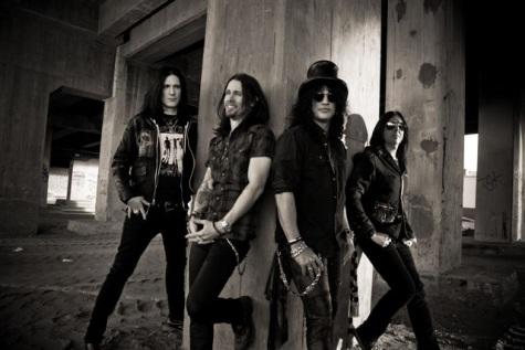 Muestras de audio de Apocalyptic Love lo nuevo de Slash