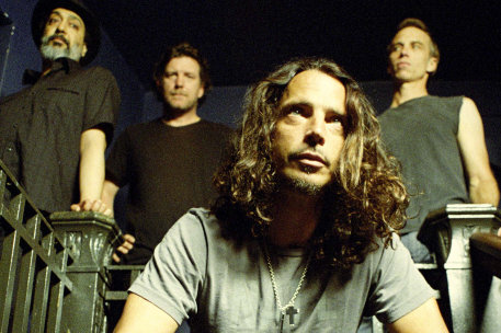 Adelanto Live to Rise de Soundgarden banda sonora The Avengers