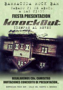 Knockout concierto valencia