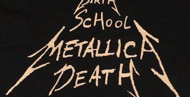 birth metallica