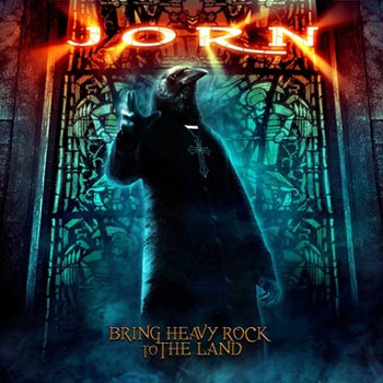 "Jorn lanzará ""Bring Heavy Rock To The Land"" en junio"