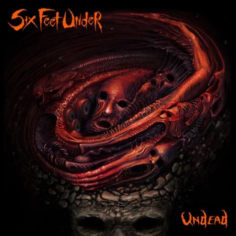 Detalles del nuevo álbum de Six Feet Under