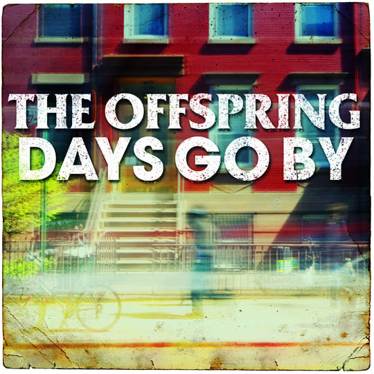 The Offspring presentan Days go By