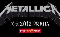 metallica prague2012