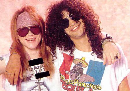 ¿Juntará el Euromillones a los originales Guns'N'Roses?