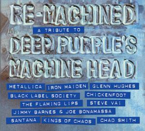Re-Machined, el tributo al clásico disco Machine Head de Deep Purple