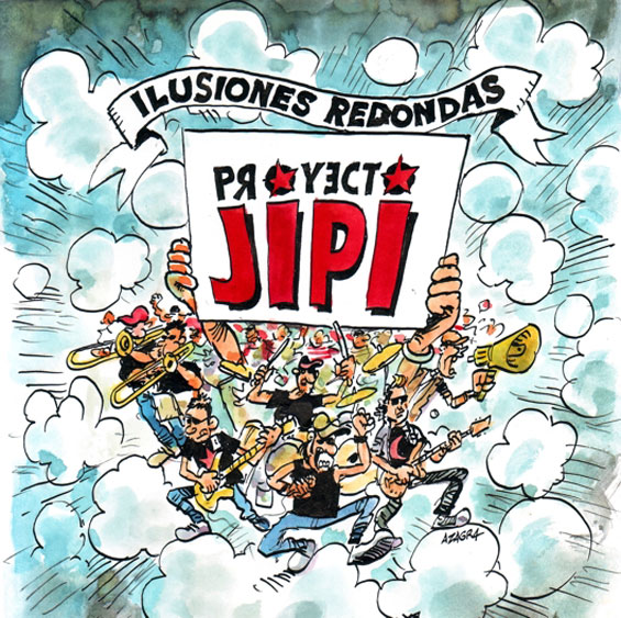 Proyecto Jipi. Ilusiones redondas