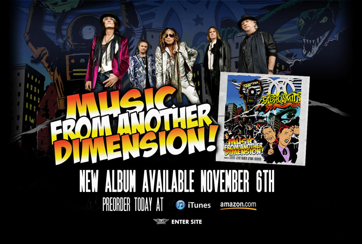 """""""Lover Alot"""": nuevo track de Aerosmith"""