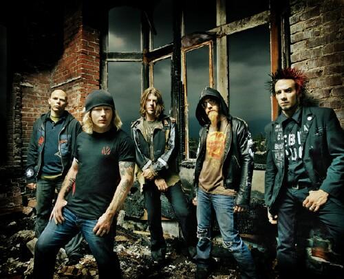 Stone Sour lanzará dos discos formando una ópera rock