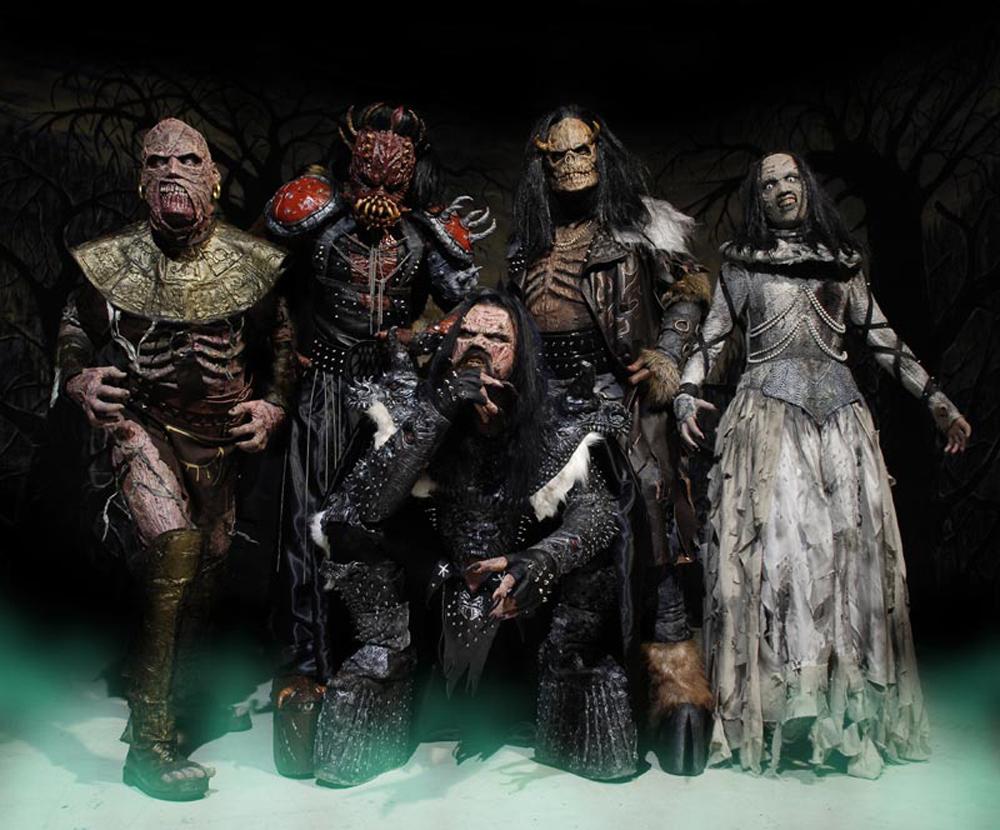 Lordi prepara nuevo disco