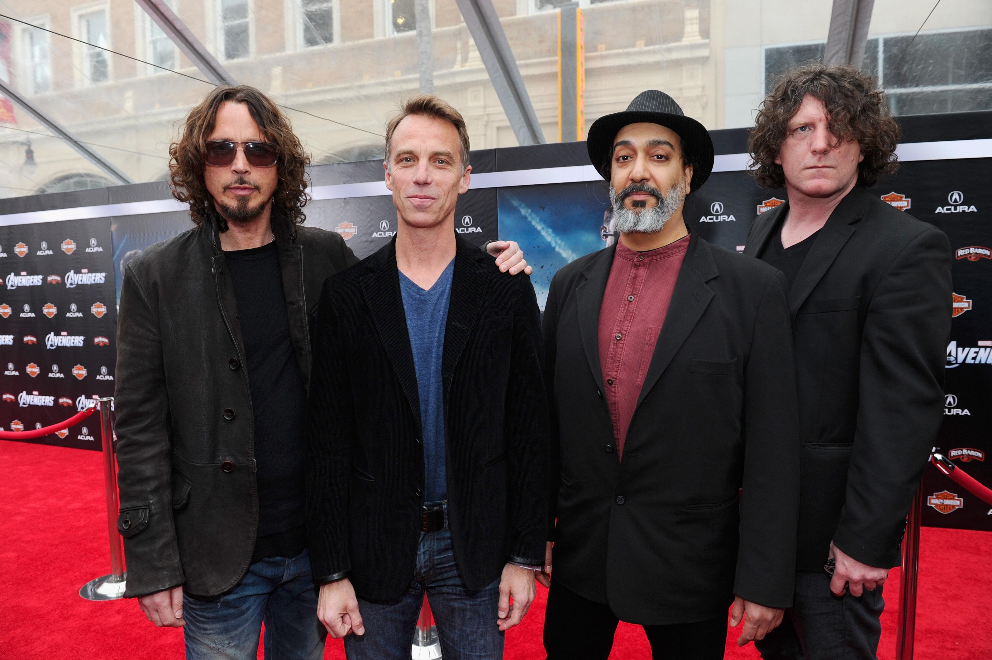 Soundgarden ya tienen título para su nuevo disco, King Animal