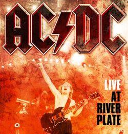 """El """"Live at River Plate"""" de AC/DC saldrá también en vinilo y en CD"""