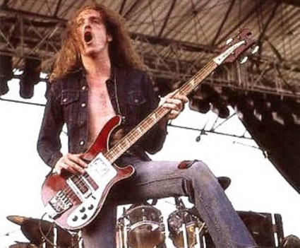 """We miss you"" Metallica recuerda a Cliff Burton"
