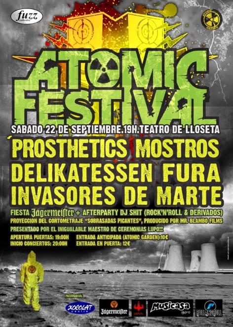 Primera edición del Atomic Festival en Mallorca