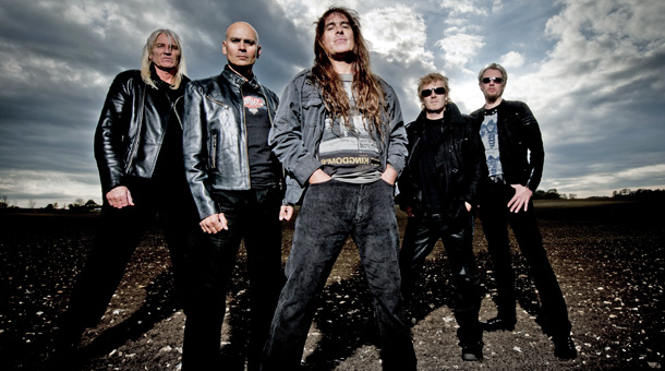 "STEVE HARRIS de Iron Maiden nos visita en Julio con su ""BRITISH LION"""