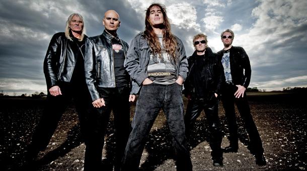 """STEVE HARRIS de Iron Maiden nos visita en Julio con su """"BRITISH LION"""""""