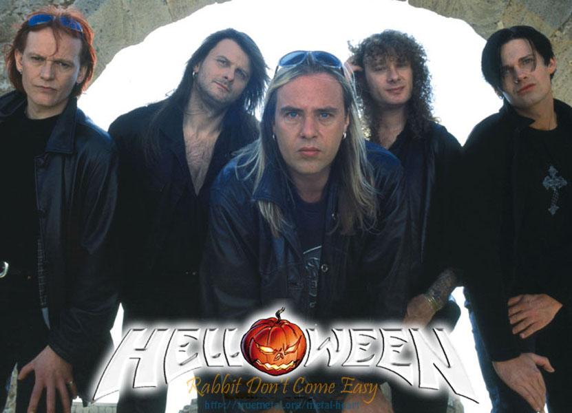 Helloween ya tienen fecha y titulo para su próximo disco