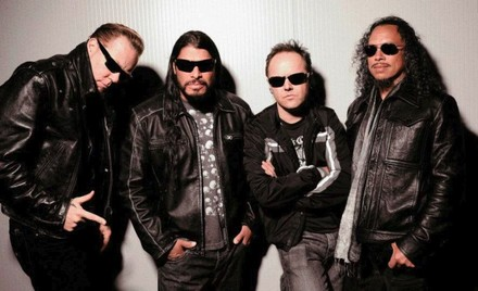 Nuevo DVD/Blu-ray en directo de Metallica en Diciembre