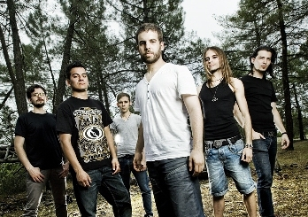 """Overdown presenta su primer disco """"Ethereal"""" en Madrid"""
