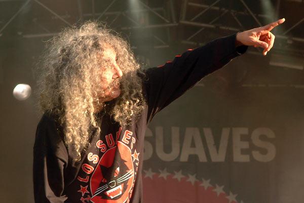 Bad Religion, Soulfly y Los Suaves completan el cartel del En Vivo 2012