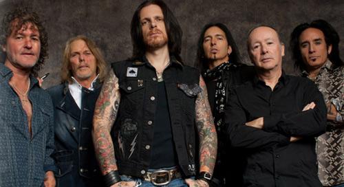 Thin Lizzy grabará su primer disco en 30 años